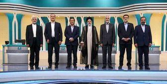 ملاقات کاندیداهای انتخابات ریاست جمهوری 1400 با رئیسی