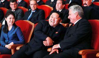 دیدار سران کوبا و کره شمالی در پیونگیانگ