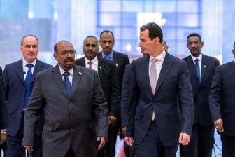 بشار اسد به فرودگاه دمشق رفت