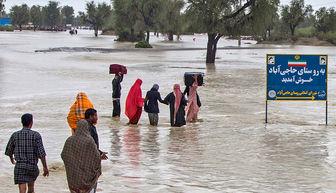 خسارت ۳ هزار میلیاردی سیل در استان سیستان و بلوچستان