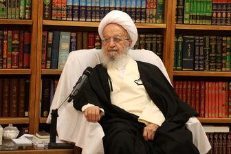 مکارم شیرازی: ناکامی دشمن در گرو اتحاد همه مردم و مسئولین است