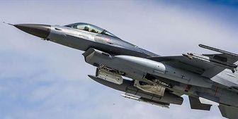 حمله موفق جنگندههای ارتش عراق به مواضع داعش