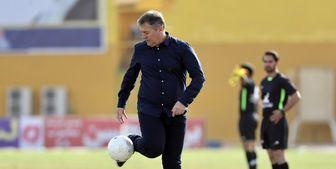 اسکوچیچ مربی با تجربه در فوتبال ایران
