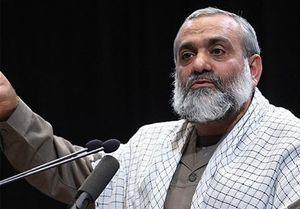 سردار نقدی: برخی دوست ندارند دستاوردهای انقلاب بیان شود