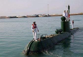 الحاق ۲ فروند زیردریایی کلاس غدیر به ناوگان نیروی دریایی ارتش + عکس