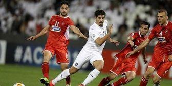 الرایه: السد مقابل نماینده ایران به پیروزی نیاز دارد