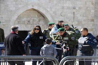 جراحت ۱۲۰ فلسطینی با گلوله صهیونیستها