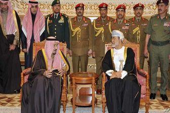 ورود سلطان عمان به عربستان