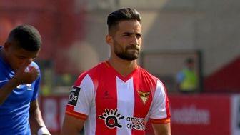 سقوط آوس با حضور ۸۴ دقیقهای مهرداد محمدی در لیگ پرتغال
