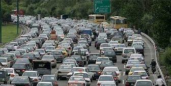 آخرین وضعیت ترافیک صبح امروز پایتخت