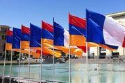 ابراز همبستگی ارمنستان با فرانسه و ماکرون