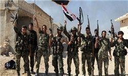 نیروهای مقاومت نماز را در شهرک آزاد شده «مایر» اقامه کردند