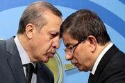ماجرای مشاجره اردوغان و نخستوزیر سابق ترکیه