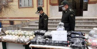 ایران در خط مقدم مبارزه با مواد مخدری که به اروپا ترانزیت میشود
