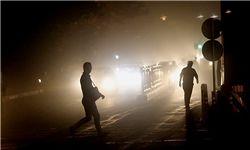 آماده باش تهران برای مقابله با تندباد احتمالی