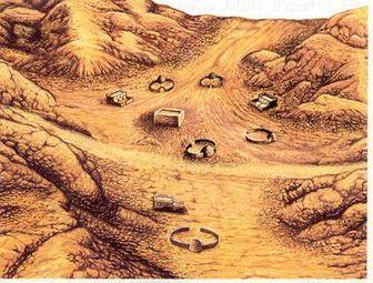 خانه حضرت آدم کجاست؟ +عکس