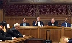 ظریف در دیدار با ایرانیان مقیم انگلیس چه گفت؟