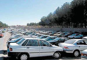بازار خودروهای ایرانی در عراق