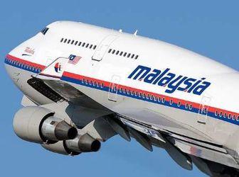 خبری تاسفبار از فاجعهسقوط هواپیمای مالزی