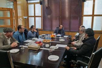 دیدار مستندسازان با سرپرست سازمان سینمایی