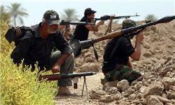 حرکت نیروهای مردمی عراق به سمت تکریت