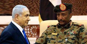دیدار «البرهان» با نتانیاهو آبروریزی بود