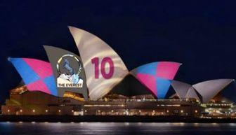 تبلیغات جنجالی روی دیوارهای تالار اپرای سیدنی، خبرساز شد