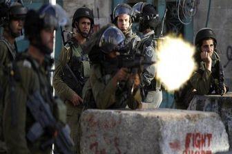 صهیونیستها 117 فلسطینی را زخمی کردند