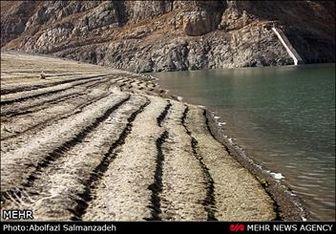 گزارش وزارت نیرو از وضعیت سدها
