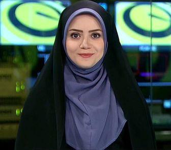 طبیعت گردی خانم مجری خوش حجاب/ عکس