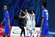 اظهارات سرمربی تایلند پس از شکست برابر ایران