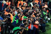 خروج عکاسان پیشکسوت با چشمانی اشکبار از سازمان لیگ