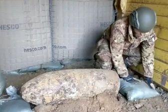 کشفِ بمب ۲۲۷ کیلوگرمی در تورین ایتالیا/ تخلیه فوری منازل مسکونی