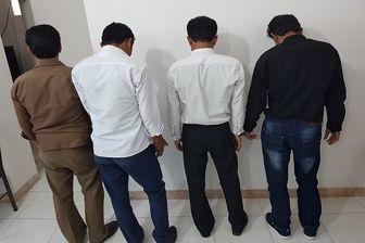 دستگیری اراذل و اوباش قم