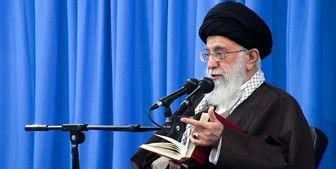 مردم قم با امام خامنهای دیدار میکنند