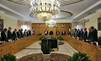 نطق عاشورایی رئیس جمهور در جلسه هیات دولت