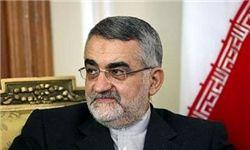 بروجردی با نماینده مجلس سوریه دیدار و گفت وگو کرد