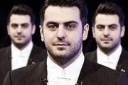واکنش علی ضیاء به مهاجرت جنجالی «مهراد جم»/ فیلم