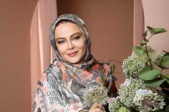 تیپ خاص بازیگر «خانه به دوش» در کنار بهاره رهنما/ عکس