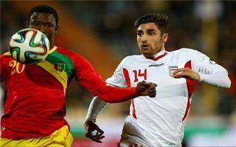 منچستر به دنبال جذب مهاجم تیم ملی ایران