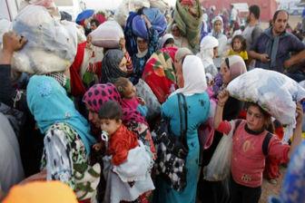 هزاران آواره سوری به دمشق بازگشتند