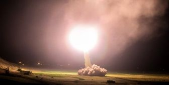 طنین الله اکبر مردم ایران پس از حمله به پایگاه آمریکا در عراق
