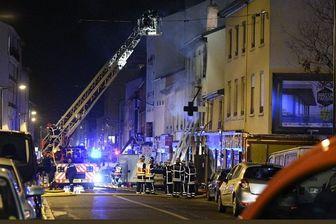 انفجار در «لیون» فرانسه