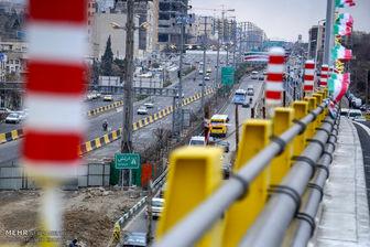 کندروهای بزرگراه شهید نواب تکمیل می شود
