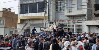 وضعیت تحویل ارز به زائرین اربعین در عراق