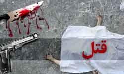 دستگیری عامل جنایت خیابان مدنی