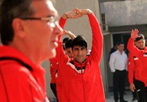 جزئیات ساعت تمرینات پرسپولیس در امارات