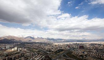 هوای تهران در محدوده شرایط سالم و ناسالم
