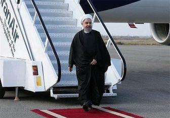 روحانی بعد از ۵ سال عازم عراق شد
