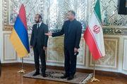 وزیران خارجه ایران و ارمنستان دیدار و گفتگو کردند